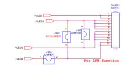 Conector  de la fuente 43