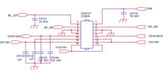conector poder fuente 32