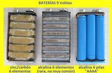 Baterías 9 V  Tipos.JPG