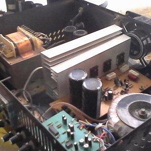 Amplificador MULTIFUNCION