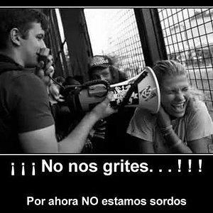No grites.jpg