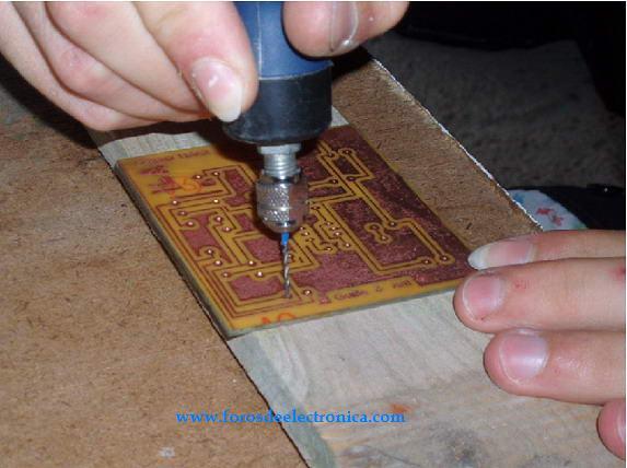 Hace tus propios circuitos impresos perfectos