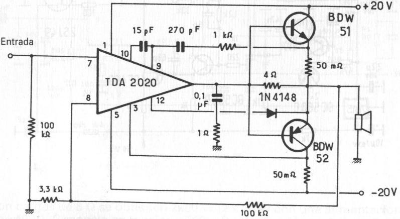 Simple 100 Watt  lifier Circuit Using 2n3055 Transistors further Ocl Subwoofer  lifier Tip3055 Tip2955 also Diagramas De Circuitos Electronicos Gratis furthermore Rms  lifier Circuit Diagram besides Electronic Schematic Symbols Resistor. on 2n3055 amplifier schematic